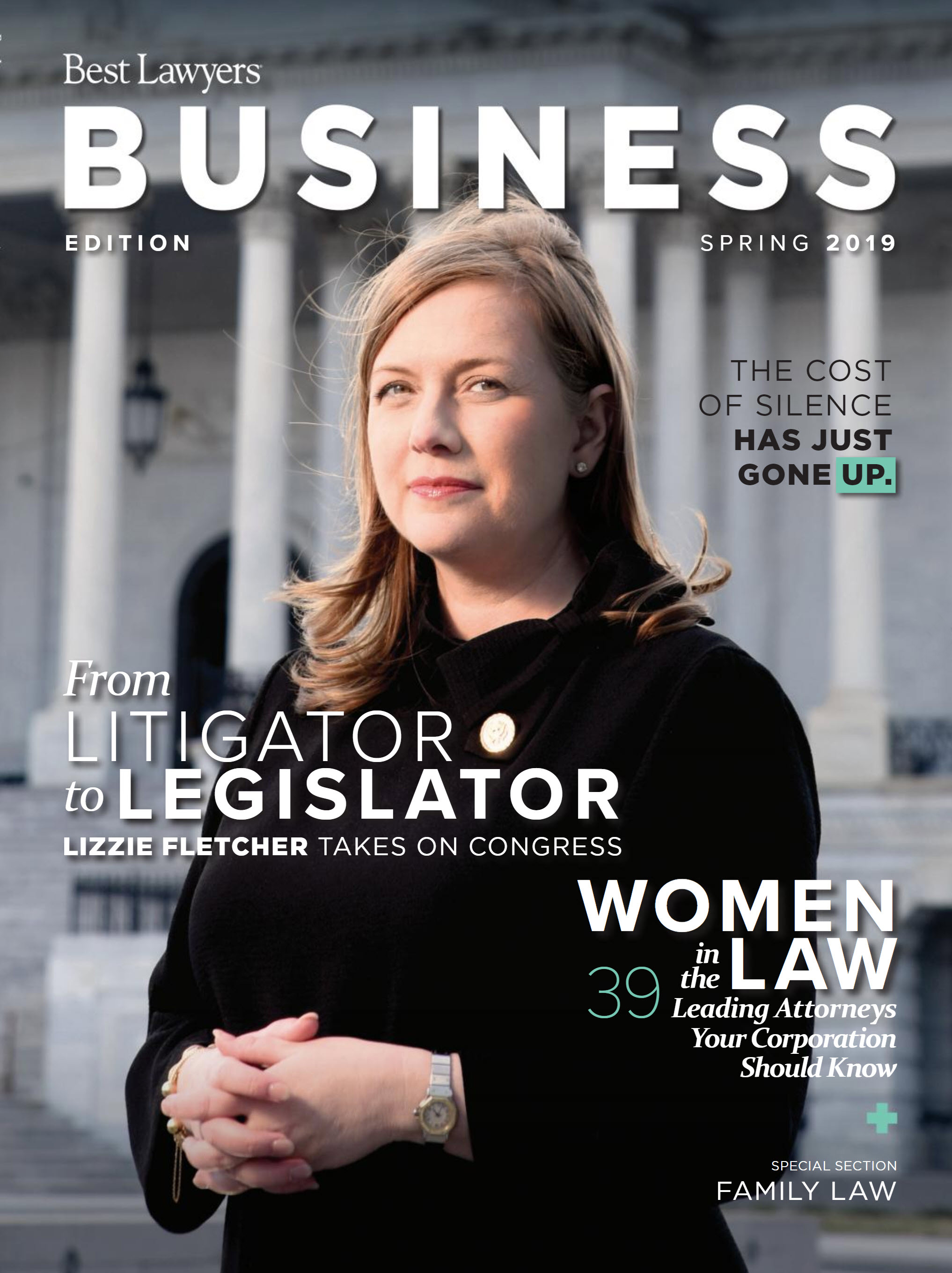 All About Lizzie 2012 former aza partner fletcher featured on cover of national